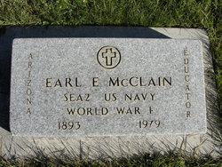 Earl Emmett McClain