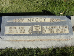 Hazel McCoy