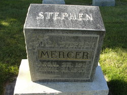 Asa Stephen Mercer