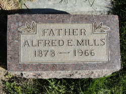 Alfred Eric Mills