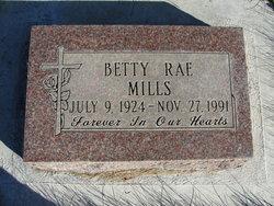 Betty Rae Mills