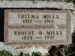 Robert D Mills