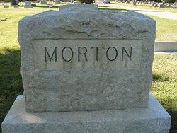 Bertie B Morton