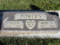 Merl Edward Powers
