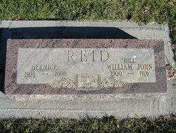 William John Reid