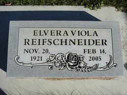 """Elvera Viola """"Vera"""" Reifschneider"""