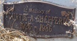Curtis A Shepperd