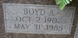 Boyd Ancil Cobb