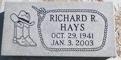 Richard R. Hays