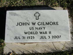 John William Gilmore, Sr