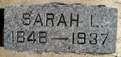 Sarah L. <I>Monholland</I> Drake