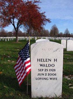 Helen Rose <I>Hartigan</I> Waldo