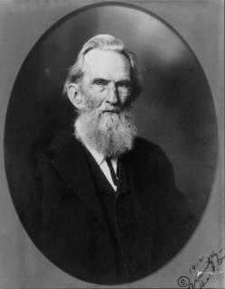 """Samuel James Polk """"S.J.P."""" McDowell"""