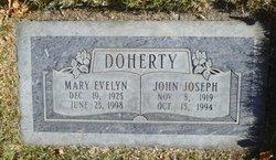 Mary Evelyn <I>Ament</I> Doherty