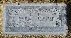 Willis D. Gill