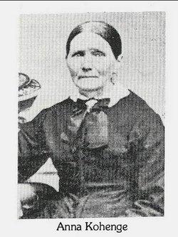 Maria Anna <I>Mairose</I> Kokenge