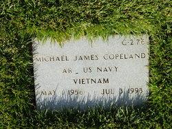 Michael James Copeland