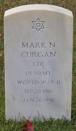 Mark N Curgan