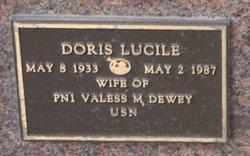 Doris Lucile Dewey