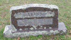 Kate <I>Crozier</I> Akins