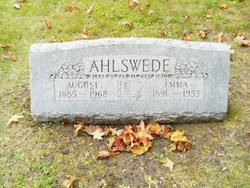 August Ahlswede