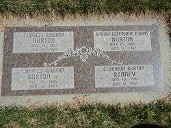 Clarinda Burton <I>Burton</I> Reaney