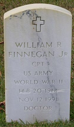 William Robert Finnegan, Jr