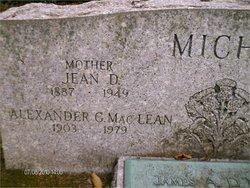 Alexander G. MacLean