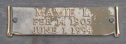 Mamie L. Shelby