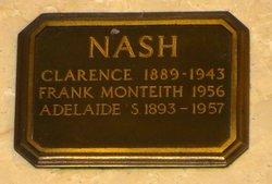 Adelaide Salone <I>Monteith</I> Nash