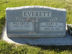 Mary Katherine Everett