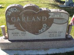 Wanda Fay <I>Harper</I> Garland