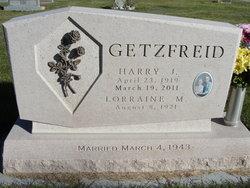 Harry J Getzfreid