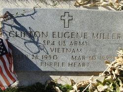 Clifton Eugene Miller