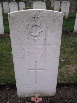 Leading Aircraftman Vernon Ferguson Le Feuvre Allen