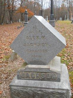 """Alexander W """"Alex"""" Jackson"""
