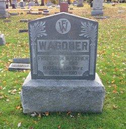 Rachel <I>Baker</I> Wagoner