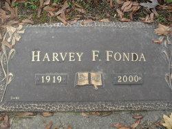 Harvey F Fonda
