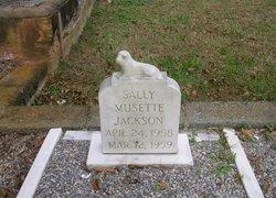 Sally Musette Jackson