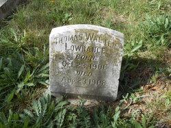 Thomas Walter Lowrance