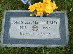 Dr John Stuart Marshall