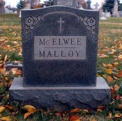 Mary Elizabeth <I>McElwee</I> Malloy