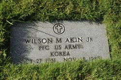 Wilson M Akin, Jr