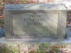 Peter Paul Roskosh