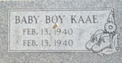 Baby Boy Kaae