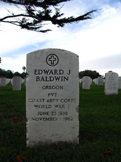 Edward J Baldwin