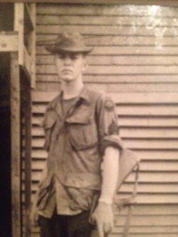 "Sgt Richard Lynn ""Dickie"" Brumfield"