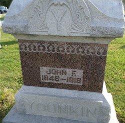 John F Younkin