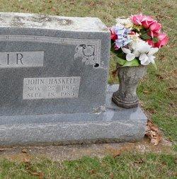 John Haskell Adair