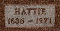 Hattie A <I>Meinert</I> Bump